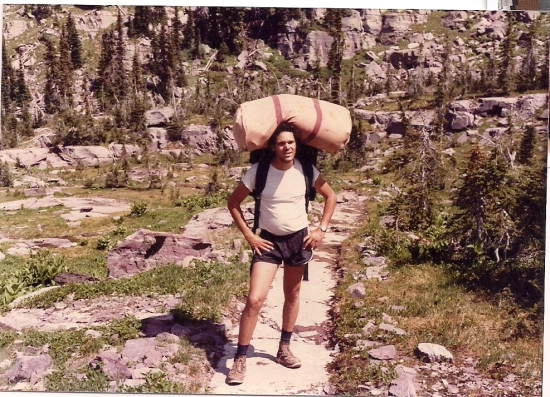 טיול בקנדה 1982