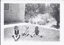 נעם, עינת ואסנת, 1958