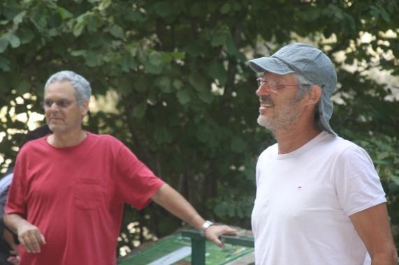 נעם ומיכה, טיול בספרד, 2012