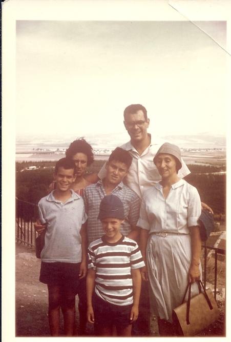 מיכה, נעם, רמי, סלמה, ראובן ודפנה, 1963
