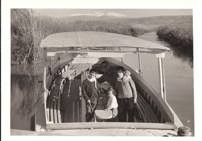 נעם, טלי, ראובן ומיכה, 1964
