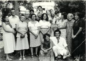 החתונה של נעם וסמדר, משפחת קמינר ומשפחת נהב, 1980
