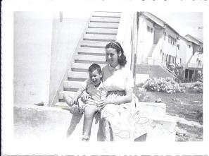 דפנה ונעם קמינר, 1956