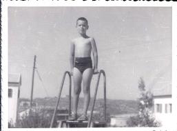 נעם קמינר, 1961