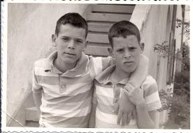 נעם ומיכה קמינר, 1962
