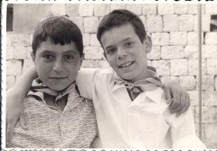 נעם קמינר ועזרא נאווי, 1964