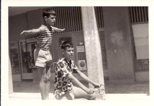 נעם ומיכה קמינר, 1966
