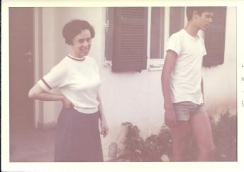 נעם ודפנה קמינר, 1969