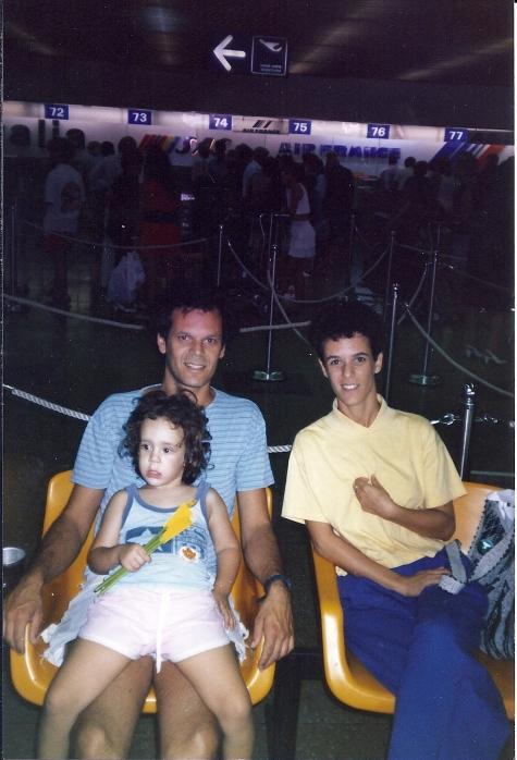 נעם, טלי וכרמל קמינר, 1989