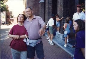 נעם קמינר וסמדר נהב, 1997