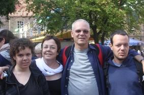 מתן, נעם, סמדר וכרמל קמינר, 2010